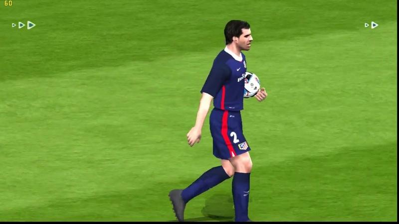 Атлетико Мадрид - Атлетик Бильбао / Ла Лига / 3 сезон