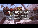 'The Uruk-hai' | Stamina Sorcerer PVP Build | ESO Murkmire