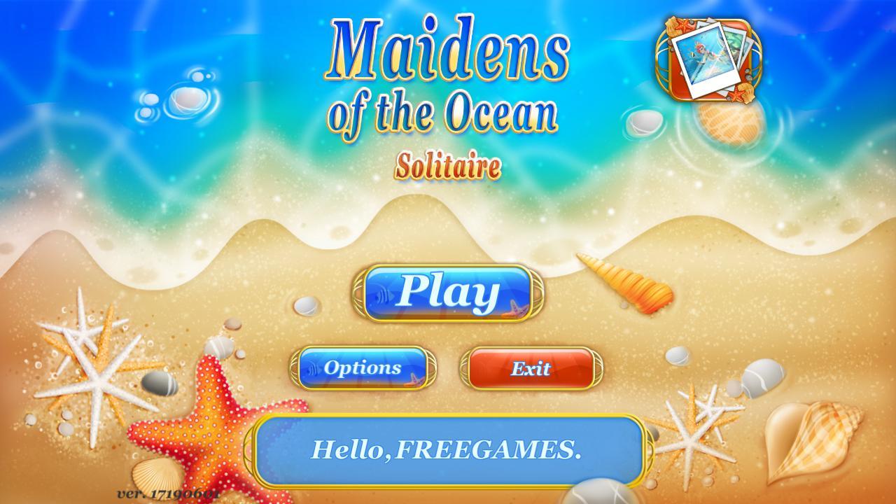 Maidens of the Ocean Solitaire (En)