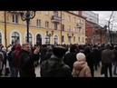 В Бресте зарождается новая традиция: после кормления голубей гулять по городу (17.02.19)