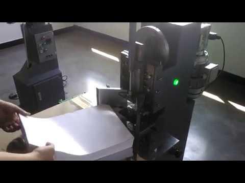 FD-QJ80 Book Paper Corner Angle cutter, Round corner cutting machine