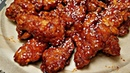 Korean Fried Chicken Recipe | Dakgangjeong 닭강정 | Spicy Korean Fried Chicken Recipe