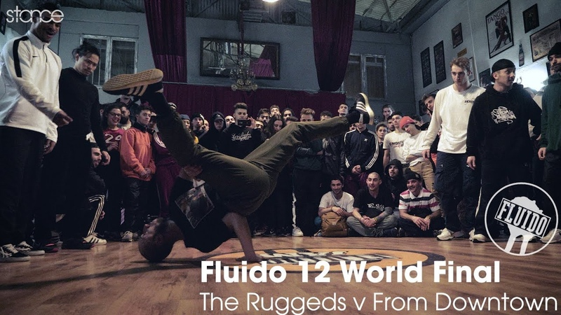 The Ruggeds v From Downtown [5v5 Final] .stance Fluido Jam 12 | Danceproject.info