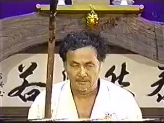 Hokama Tetsuhiro Sensei - Sushi no Kun (Kata and Kumi Bo Bunkai)