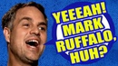 YEEEAH! MARK RUFFALO, HUH PSYCHOTIC DEMENTED DANCING MEME by Aldo Jones