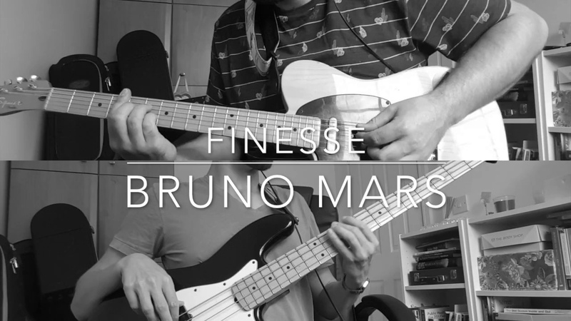 Finesse - Bruno Mars cover