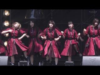 Keyakizaka46 (ROCK IN JAPAN FES. 2018 WOWOW Prime 2018.09.29)