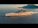 ART OF LIFE - The New Luxury Yacht Design Concept by Sinot 2018