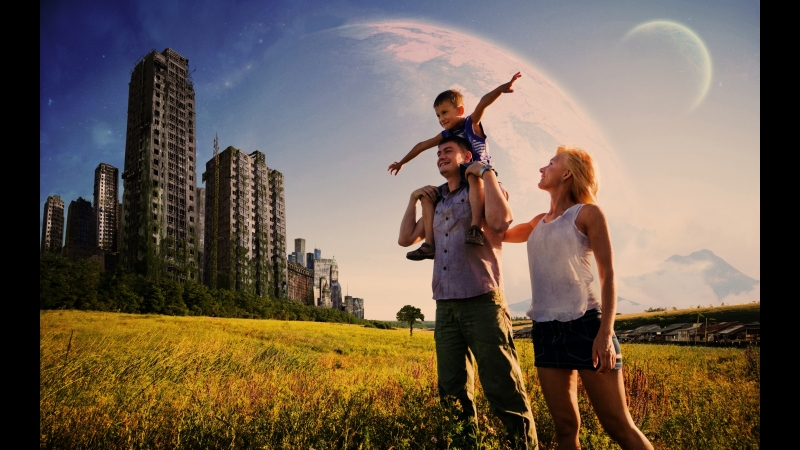 Ефимов В.А. От счастливого города к счастливой планете...