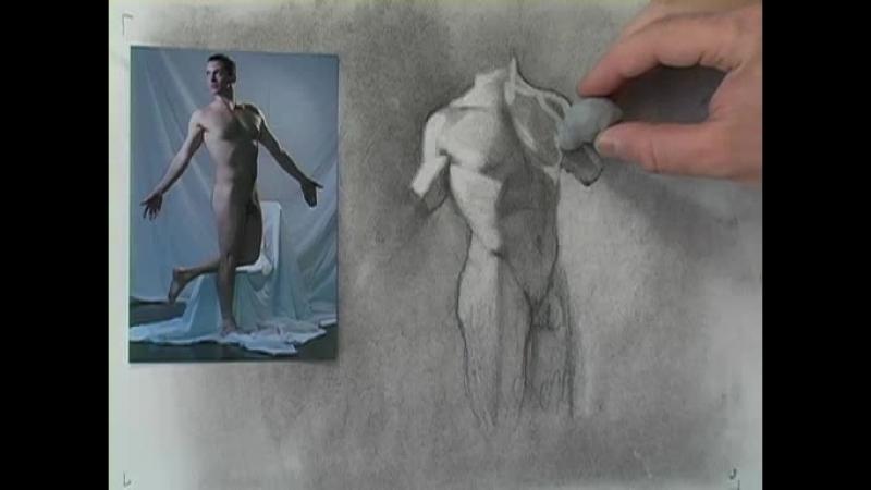 Matthew Archambault - Drawing Tutorials Online - Charcoal_06