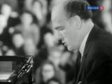Святослав Рихтер исполняет Этюд-картину С. Рахманинова