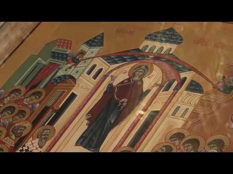 Проповедь митрополита Никодима на праздник Покрова Пресвятой Богородицы