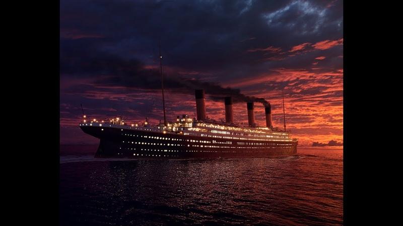 Секунды до катастрофы Титаник HD National Geographic