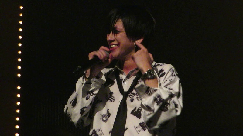 DADAROMA YOSHIATSU よしあつ TALKING TO THE CROWD LIVE IN PARIS @ JAPAN EXPO 2019 07 07