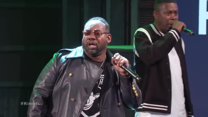 Wu-Tang Clan | Live Perfoms 2018 (C.R.E.A.M.)