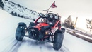 Racing the Ariel Nomad up a mountain Top Gear
