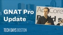 GNAT Pro Update —AdaCore Tech Days Boston 2018