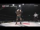 Masayuki Kono, Yukio Naya vs. Takanori Ito, Tsugutaka Sato (WRESTLE-1 - Pro-Wrestling Love 2018 in Yokohama)