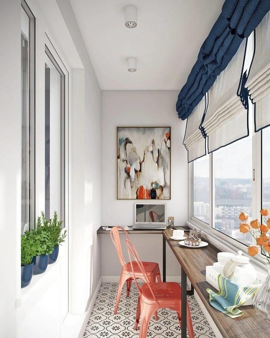 Идея для балконов
