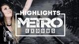 METRO EXODUS Was that a DRAGON! Lindsay Elyse