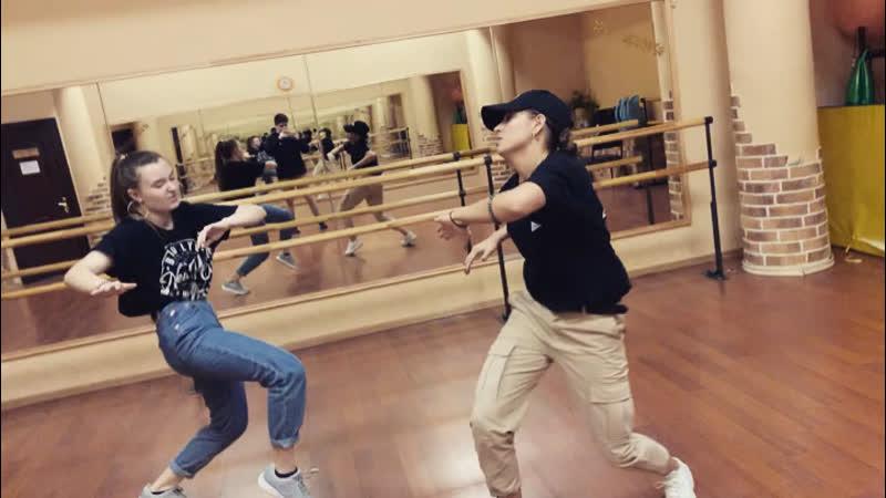 My light choreography Ars-N feat Slava Slame