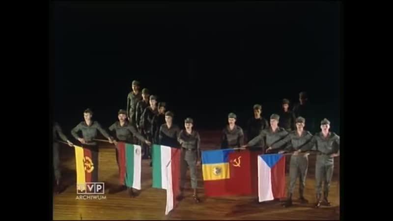 Zespół Estradowy WP - Piosenka Układu Warszawskiego (1985)