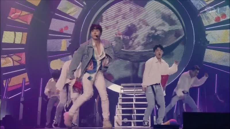 JUNHO Ice Cream (FLASHLIGHT Tour 2018)
