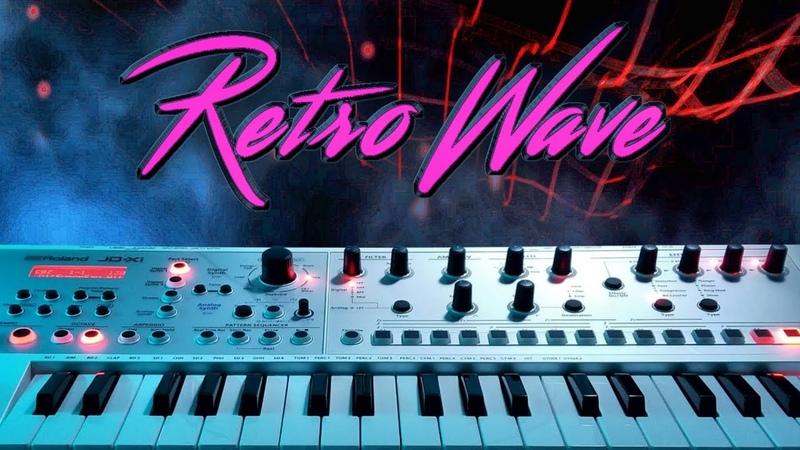 🌐 Retro Wave, New 1980s SynthwaveSynth-Pop Nostalgia Feat. Roland JD-Xi Synthesizer