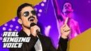 Bohemian Rhapsody Cast Real Singing Voice Dancing - RAMI MALEK
