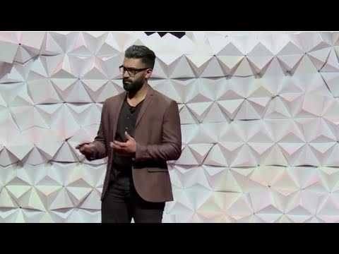 Stop Managing Start Leading Hamza Khan TEDxRyersonU
