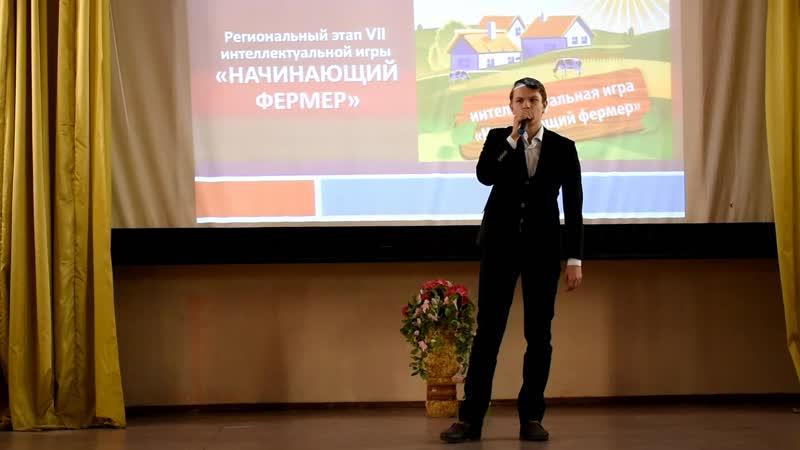 Домников Кирилл Лучший город Земли композитор А Бабаджаняна слова Л Дербенёв