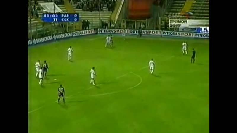 фк ЦСКА ЛЧ и УЕФА 2005