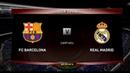 FIFA 15 PC Gameplay - Barcelona vs Real Madrid