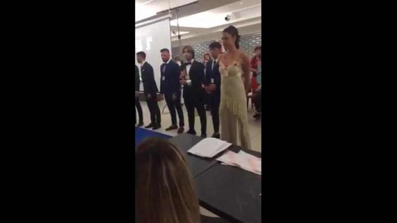 Tappa regionale Campana MISS E MISTER EUROPA 2018 Conduce: Cinzia Cella Cinzia Cella Paola Rech Antonio Spartaco