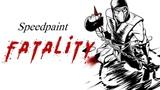 Speedpaint - FatalityMortal Kombat ( Paint tool sai )