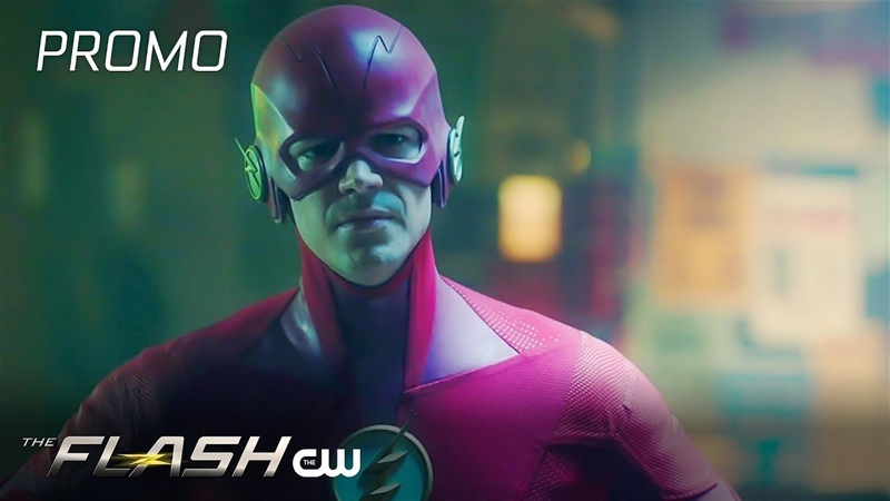 The Flash | Seeing Red Promo | The CW