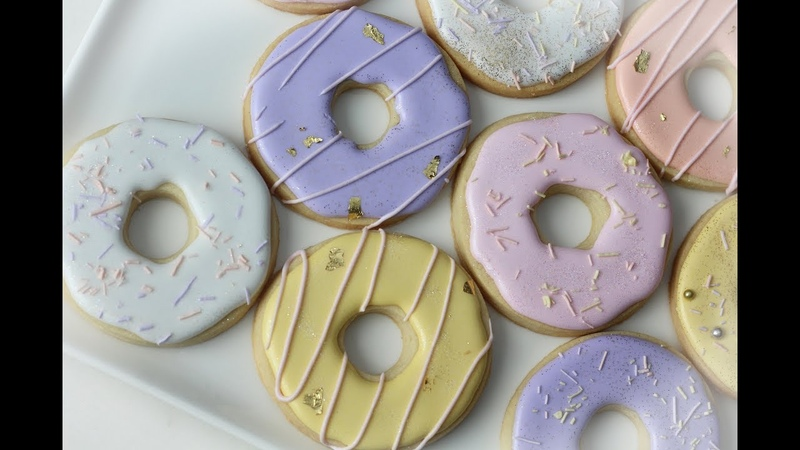 How to Make Simple Donut Cookies by Emmas Sweets