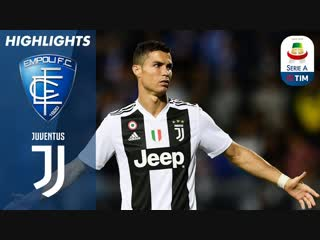 Эмполи 1-2 Ювентус - Ronaldo Double In Juve Comeback
