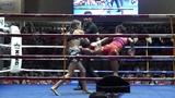 12 Year Old Wins Pro Muay Thai Title: Jodie Mccarthy (TigerMuayThai) vs Nongina Liamtanawat