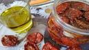 Готовим дома/Вяленые помидоры, просто и оооооочень вкусно/Живём в деревне