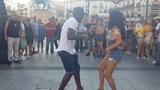Bailando Timba cubana l salsa cubana l Madrid timbera