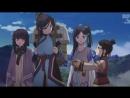 Субтитры 3 серия Меч Жёлтого императора Бледное сияние Ken En Ken Aoki Kagayaki Amazing Dubbing