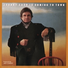 Johnny Cash альбом Johnny Cash Is Coming To Town