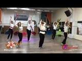 2019-02-22 CASABLANCA. Танец-поздравление девушек