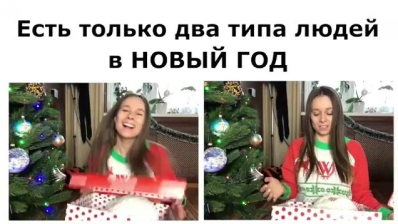 Люди делятся только на два типа, кто любит Новый год, и кто (мягко говоря) не очень....
