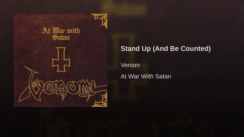 Stand Up (And Be Counted)