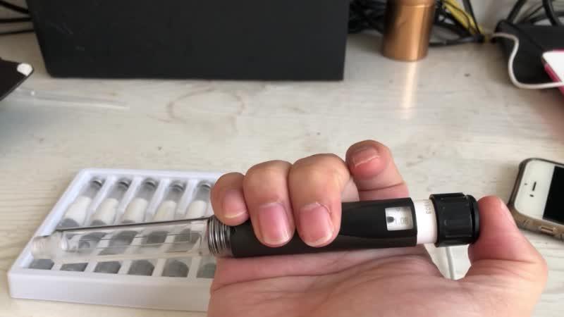 4ml hgh pen, Гормон роста ручка