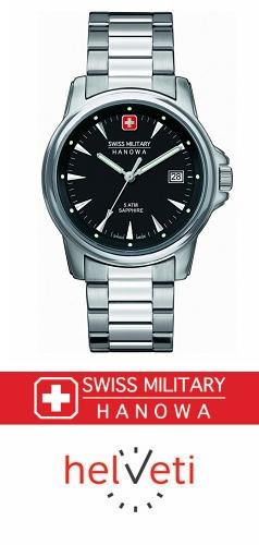 Soutěž o hodinky Swiss Military Hanowa 5230.04.007