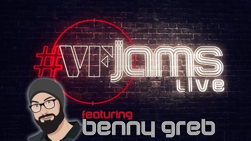 VFJams LIVE! - Benny Greb