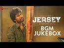 Jersey - BGM | Audio Jukebox | Nani Shraddha Srinath | Anirudh Ravichander